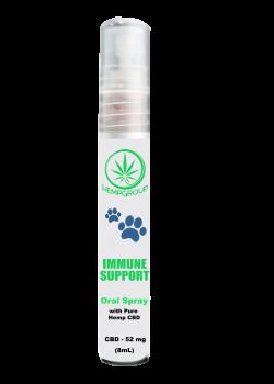 Immune Support Pet Oral Spray