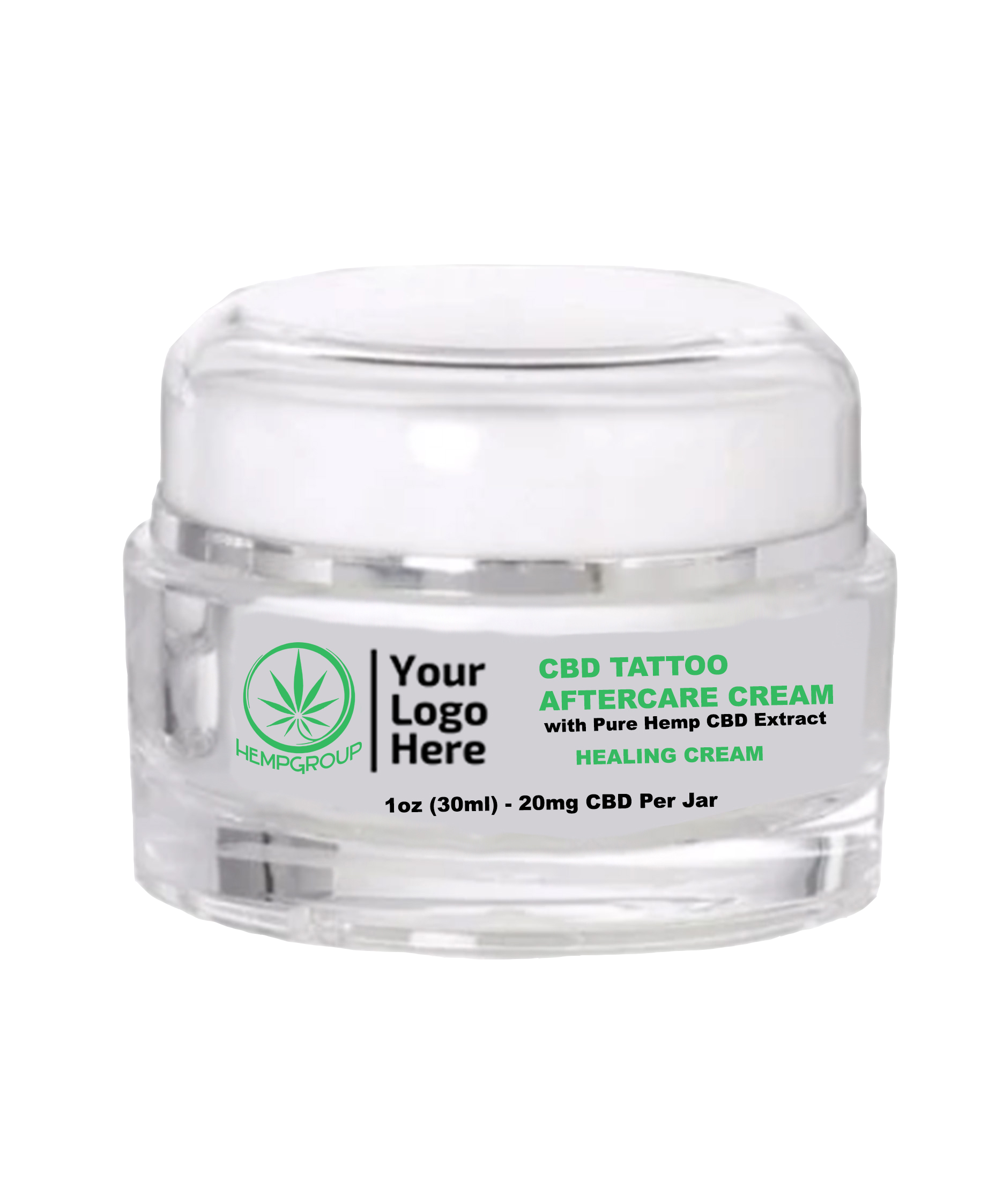 Tattoo Aftercare Cream (20mg)