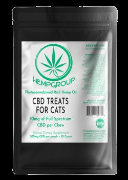 CBD Treats for Cats 300mg per bag (30 ct.)